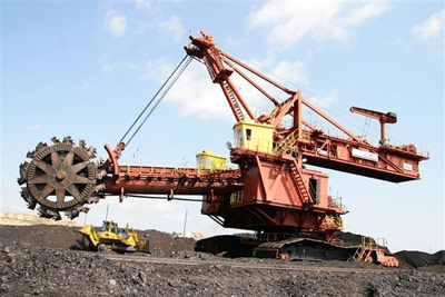Russian Coal - coal mine Pereyaslovskiy